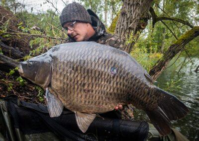 pêche carpe commune paris